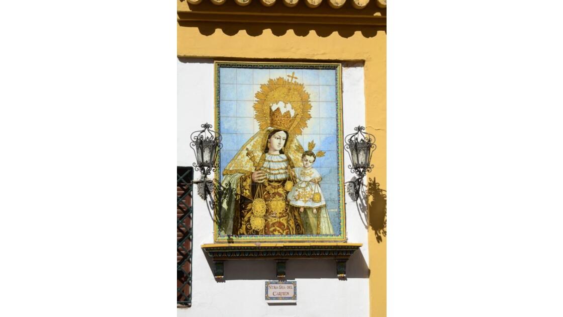 Vierge du Carmen.... 1
