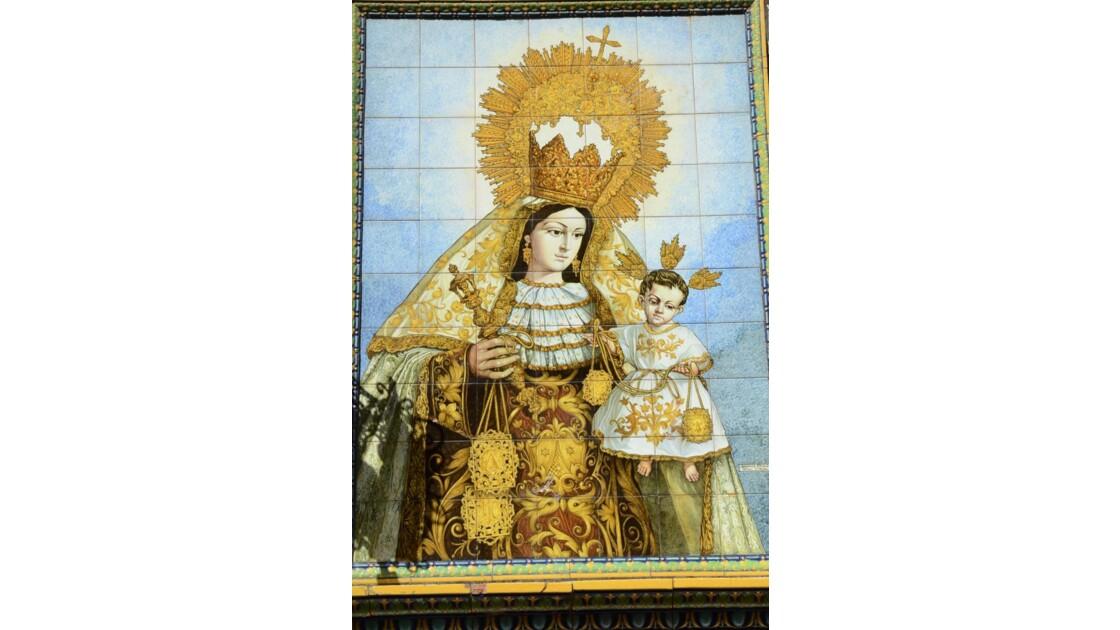 Vierge du Carmen 2