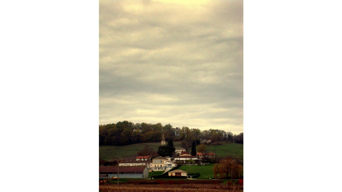 Tarn et Garonne : village