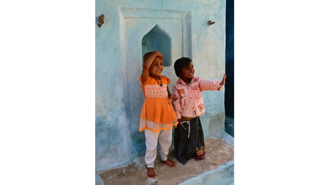 Khajuraho, India - janvier 2013