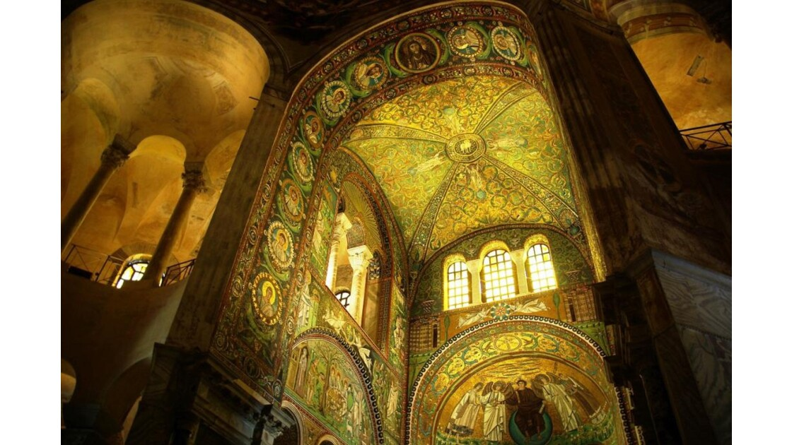 L´incroyable Basilica San Vitale