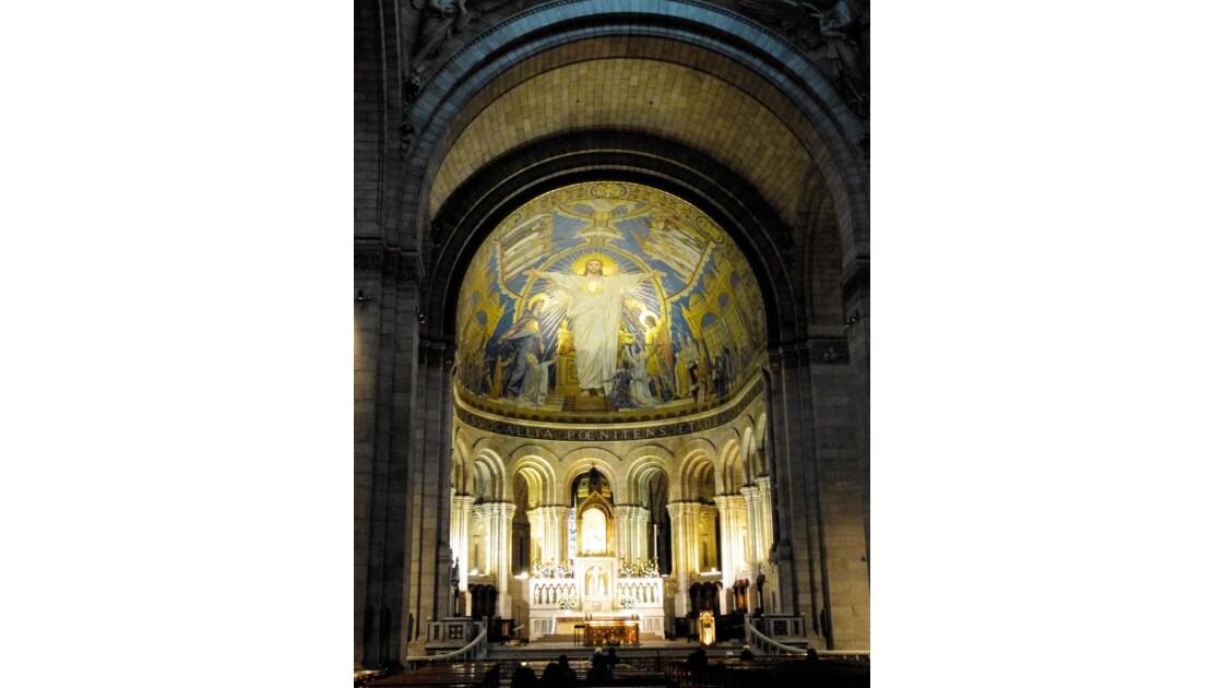 Sacré Coeur, Montmartre