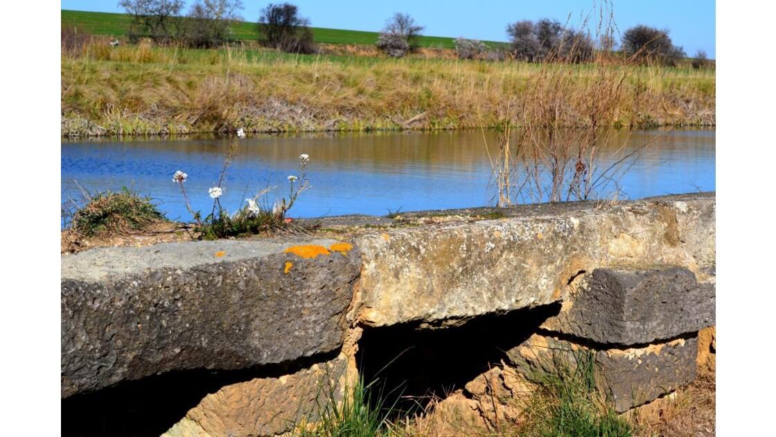 Petite pause au bord du canal !