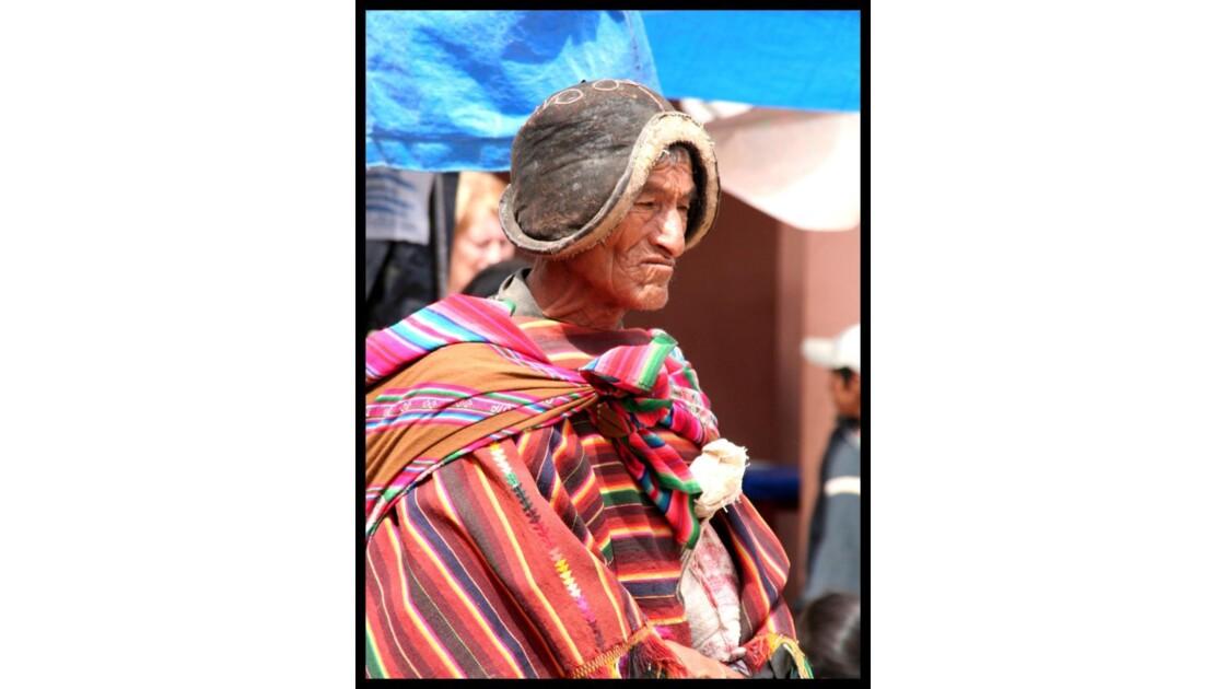 Un bolivien