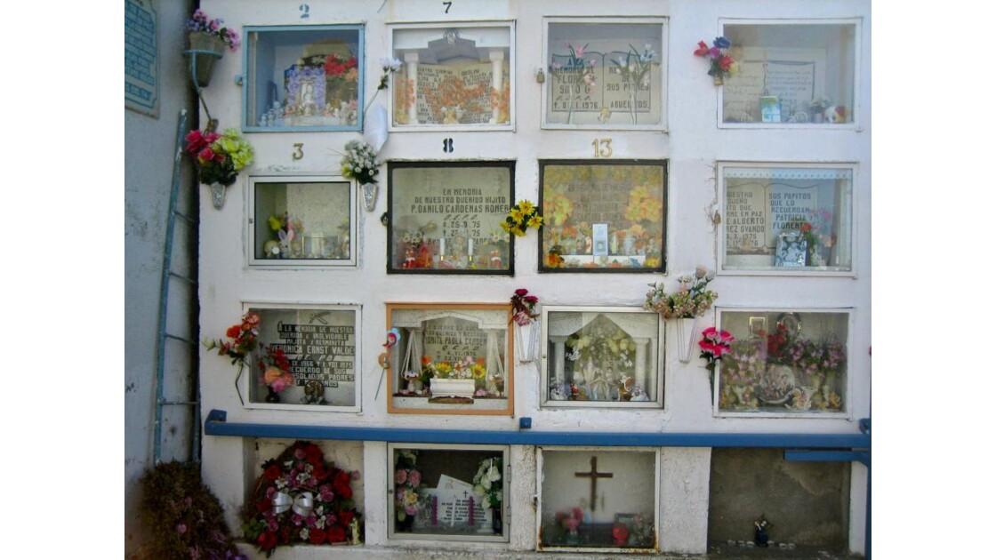 Cimetière de Punta Arenas