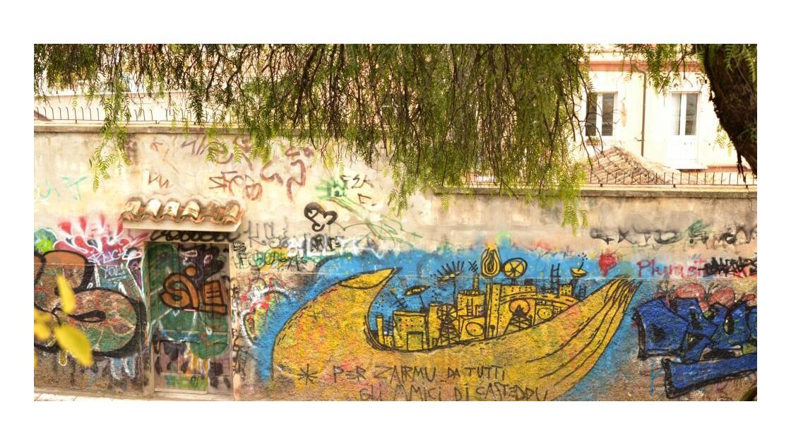 Cagliari mural !