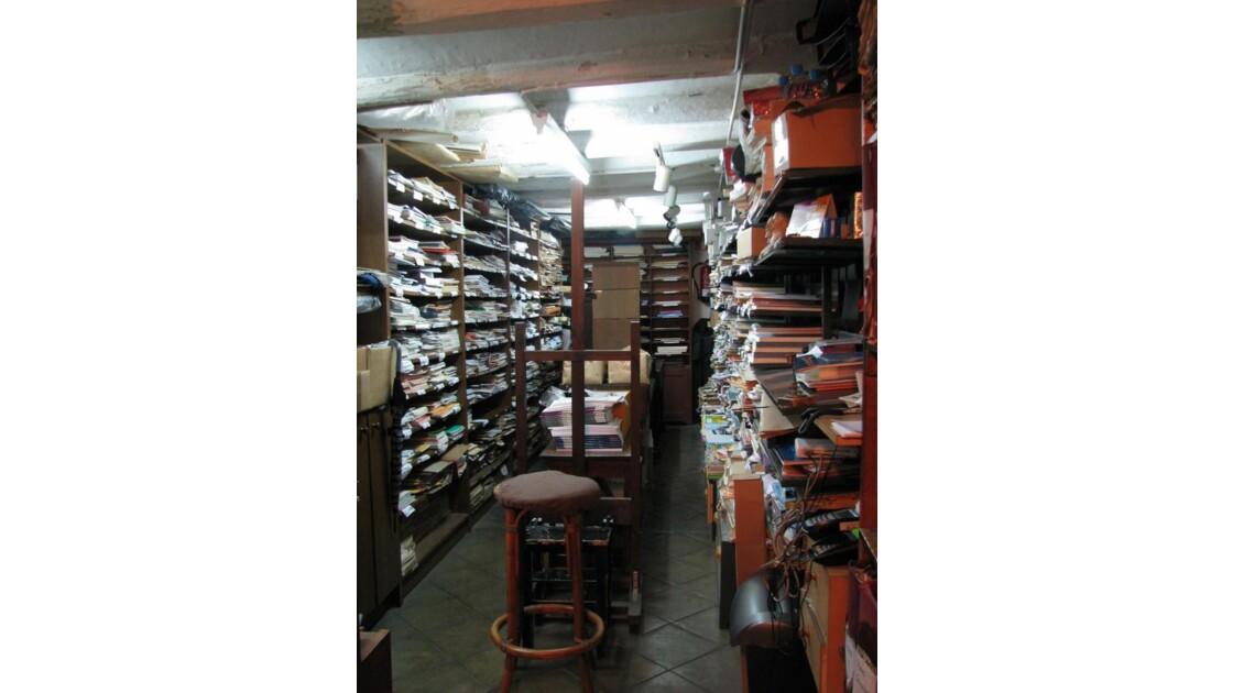 Les Ramblas: la librairie musicale