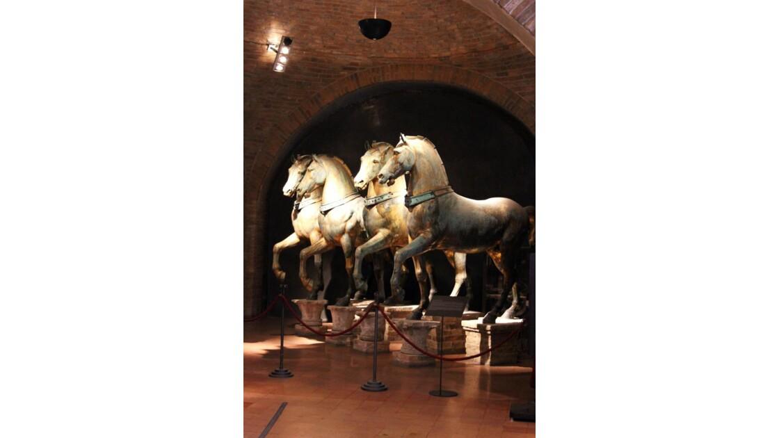 dans le musée de Saint-Marc....