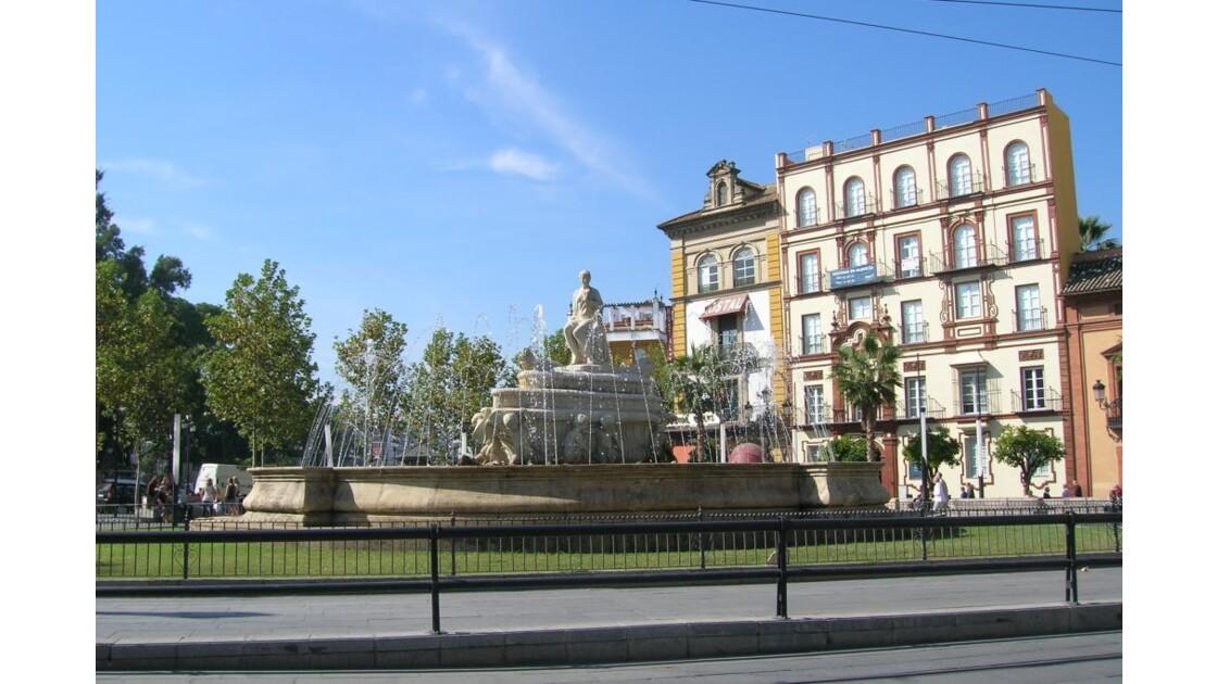 Séville centre ville