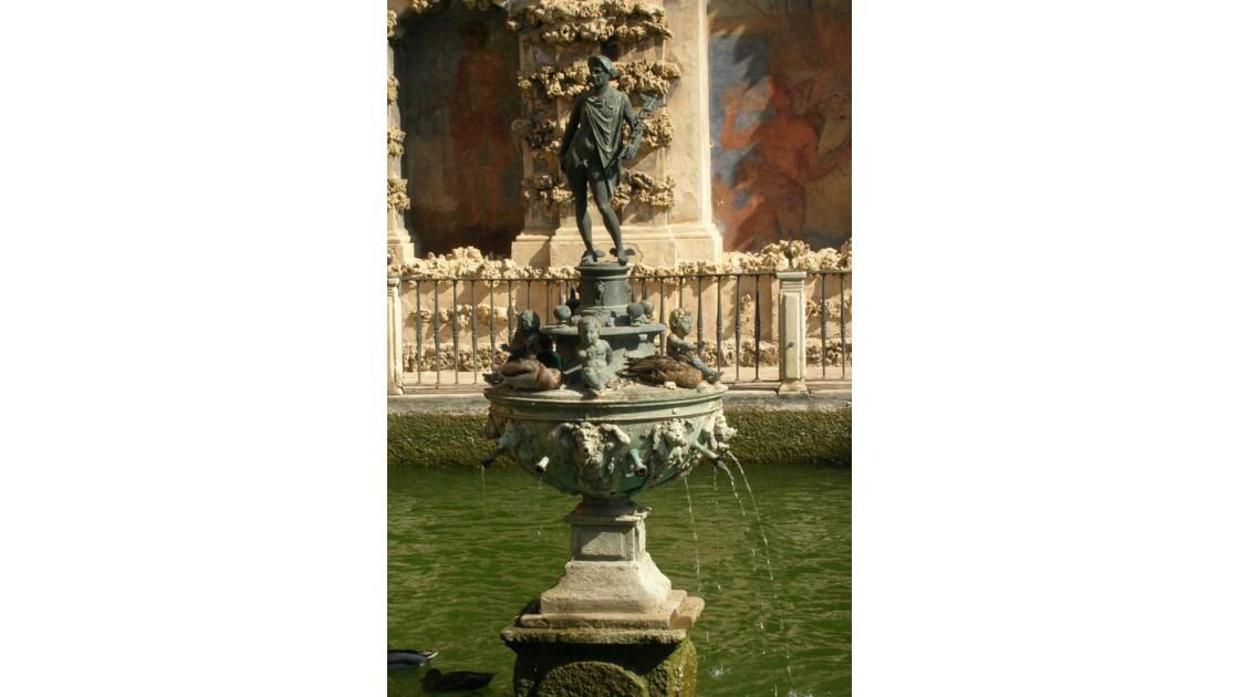 Fontaine, Reales Alcazares
