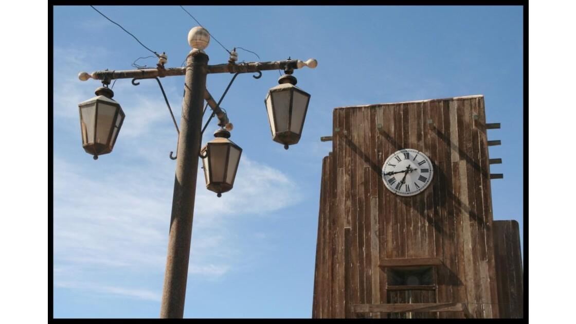 Ville fantôme d'Humberstone (Chili)