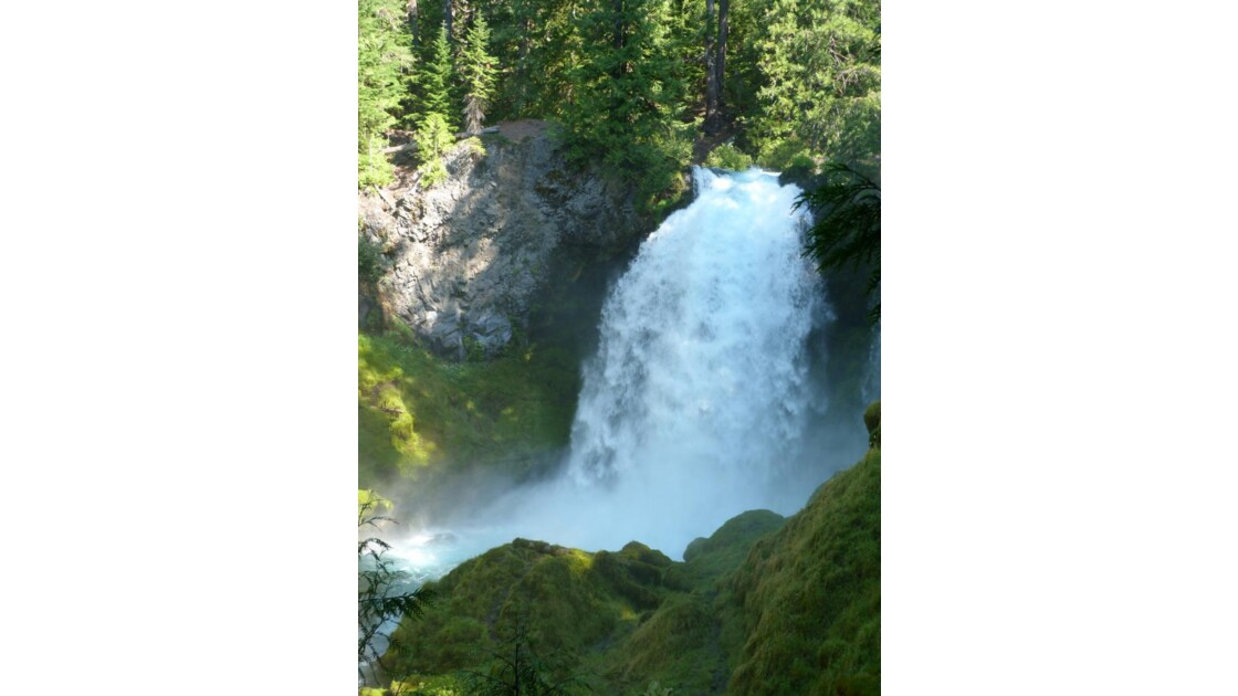 Sahalia Falls