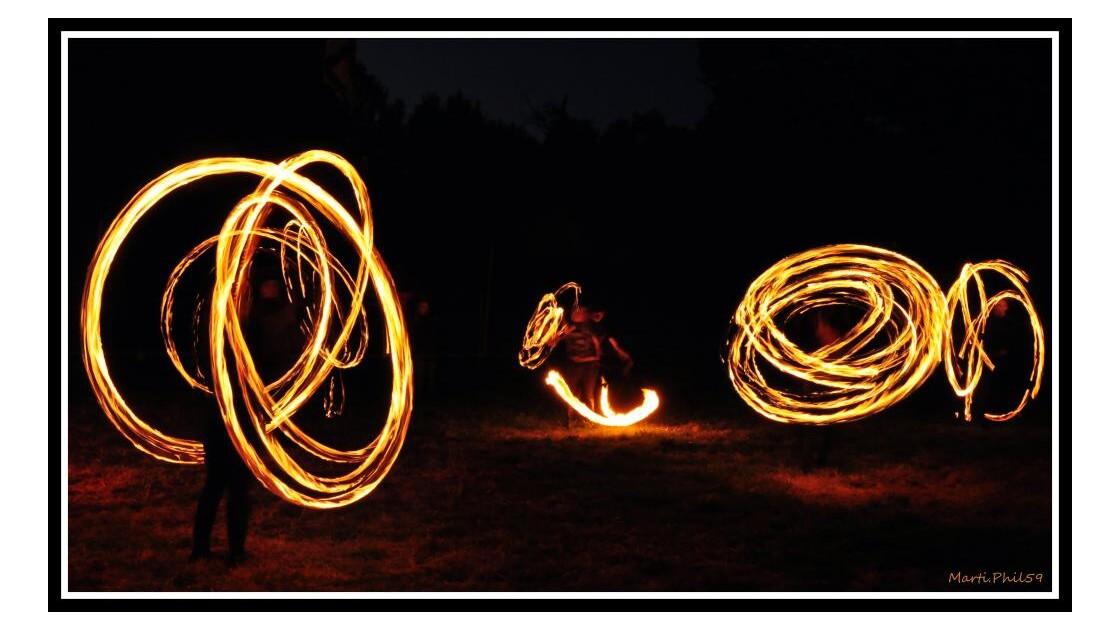 Cercles de feux