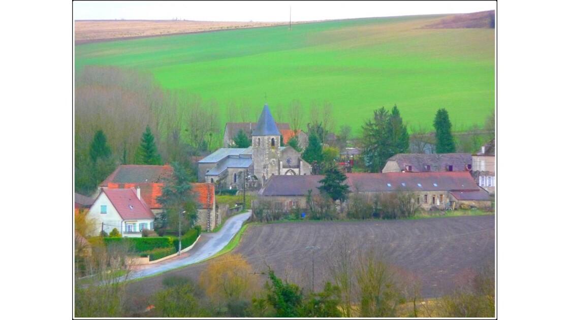 Un si joli petit village...1