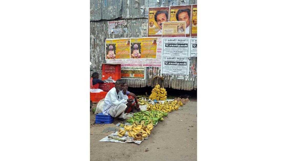 Marchand de bananes