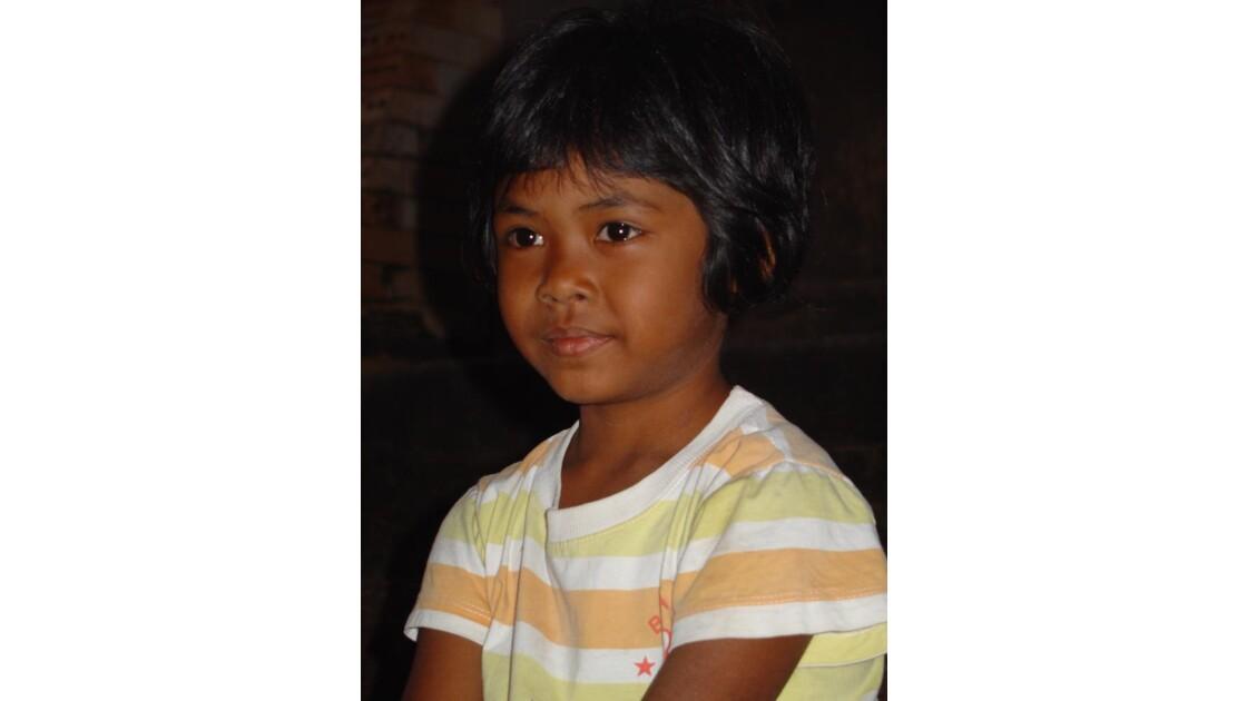 Jeune Thaïlandaise