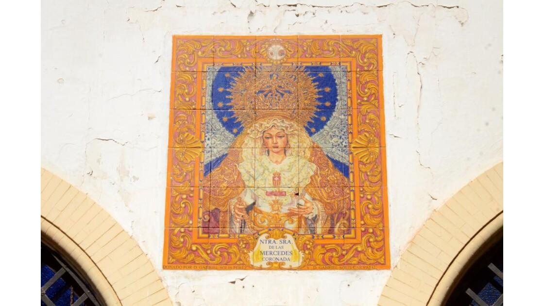 Vierge de las mercedes (Miséricorde)