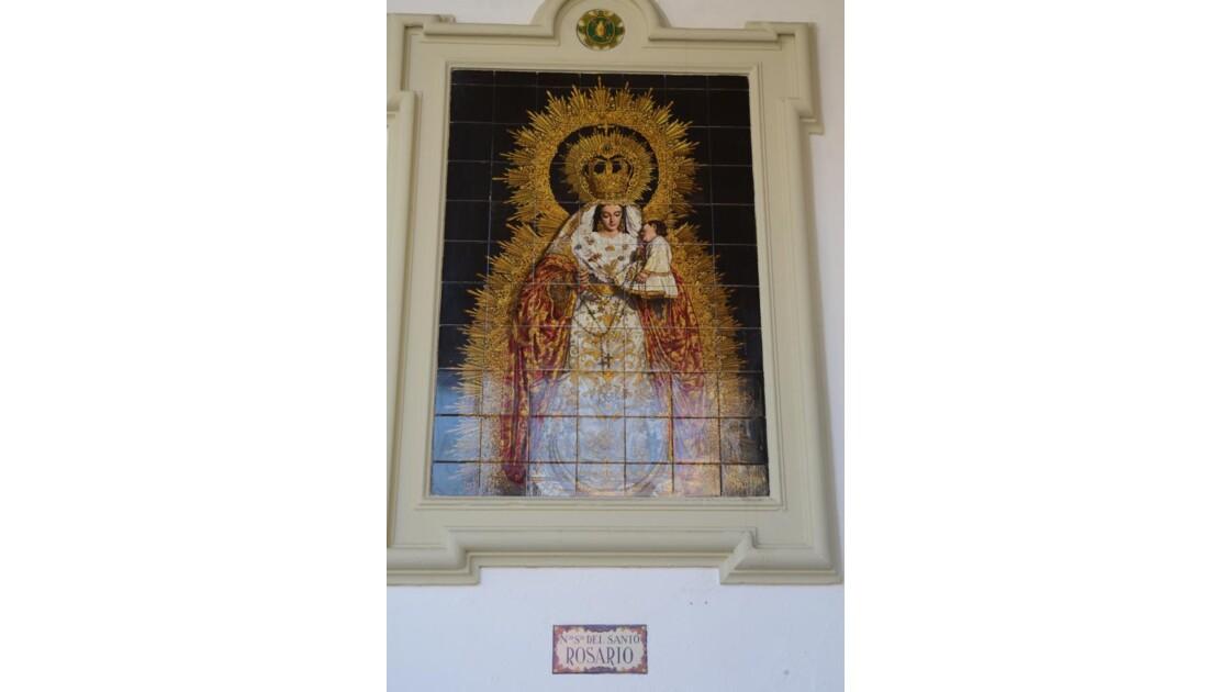 Vierge du Rosaire 1
