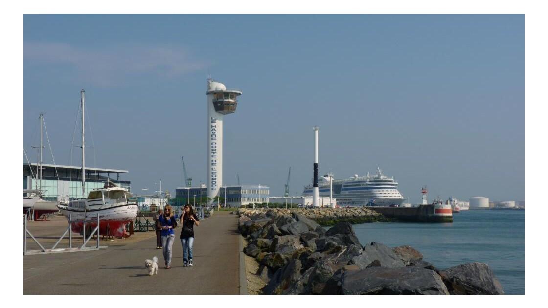 Le Havre Port de l'Europe
