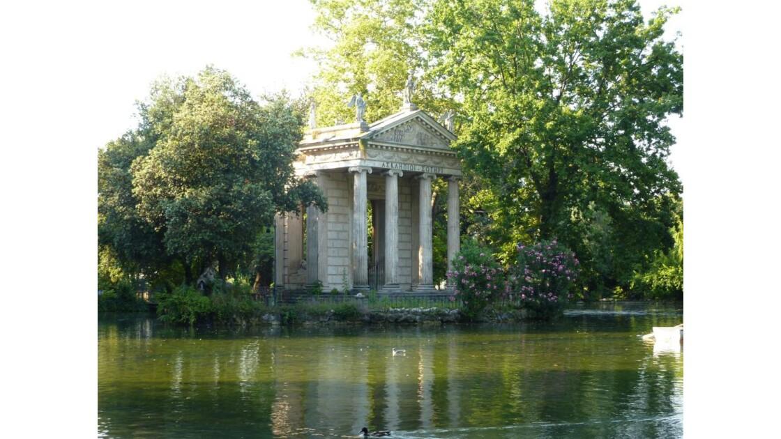 Villa borghese. Rome