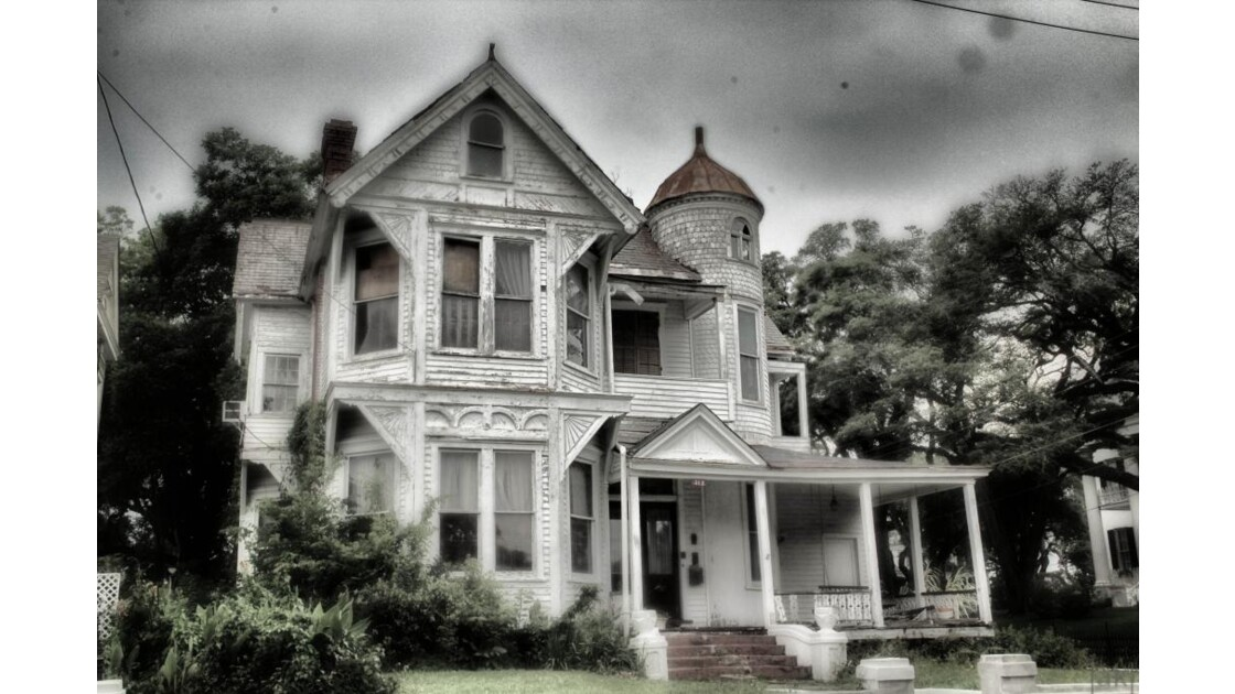 Haunted or not...?