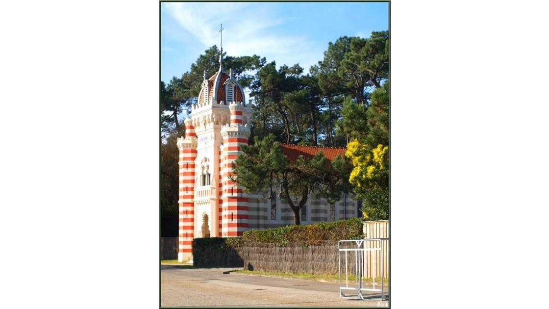 Chapelle Algérienne, extérieur_P2218180