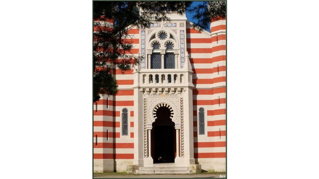 Chapelle Algérienne, façade_P2218183