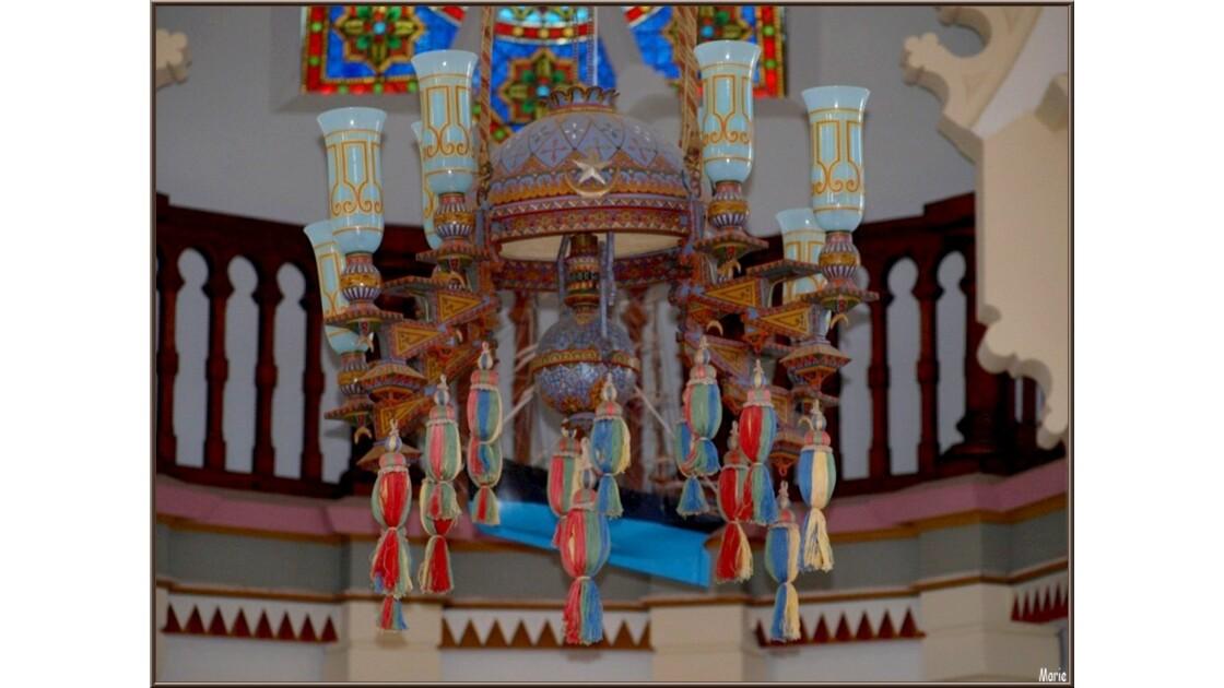 Chapelle Algérienne, le lustre__P221822