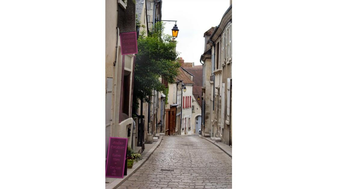 Une petite ruelle