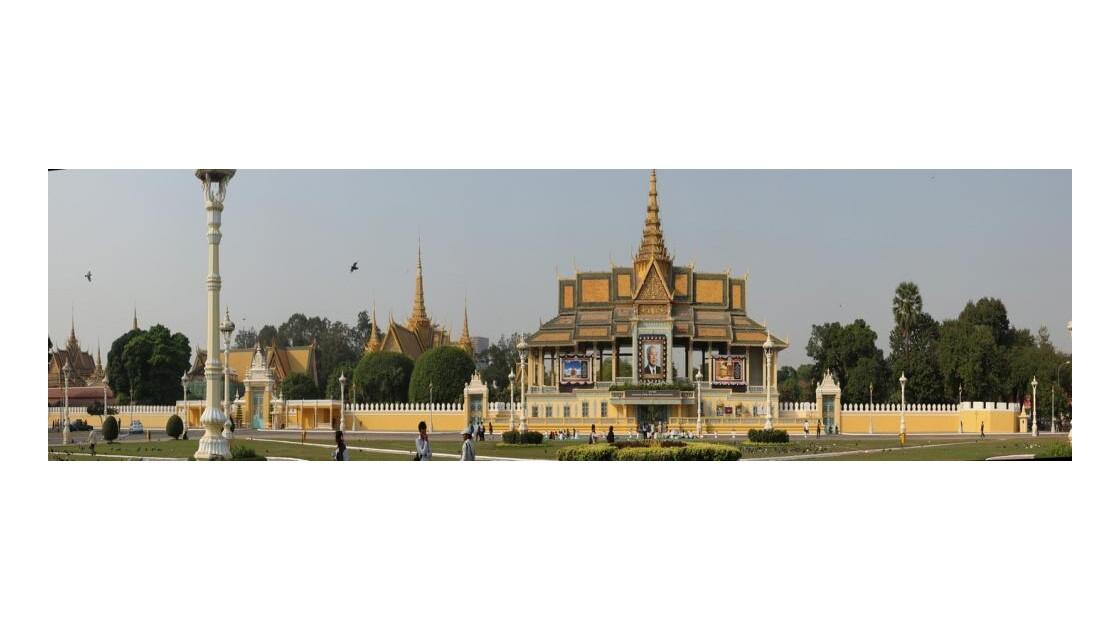 Palais Royal, Phnom Penh