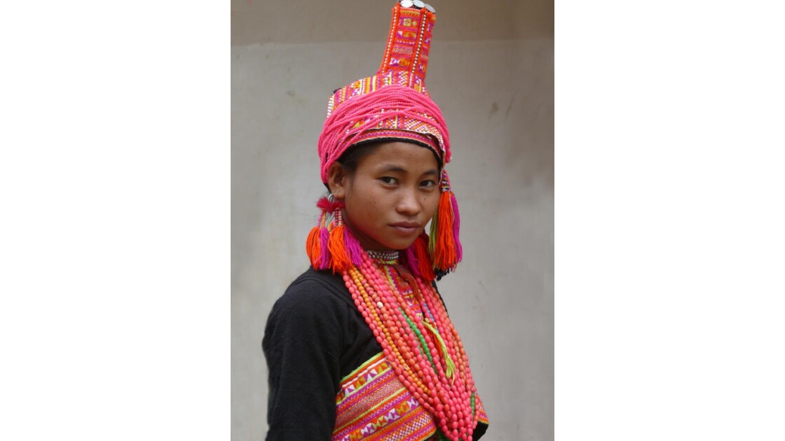 Jeune femme Ko-Pala