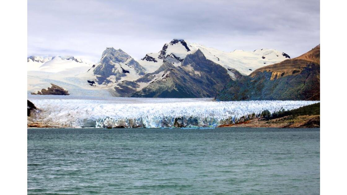 Le glacier.....au ras de l'eau 2