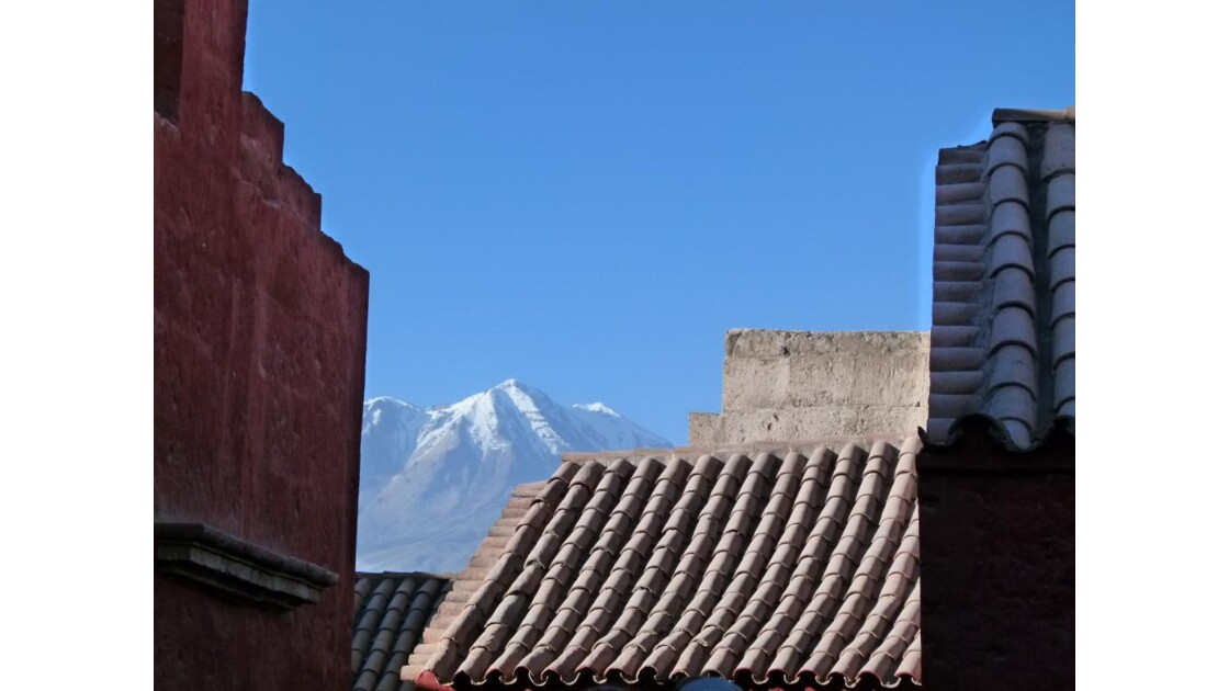 St. Catalina à Arequipa
