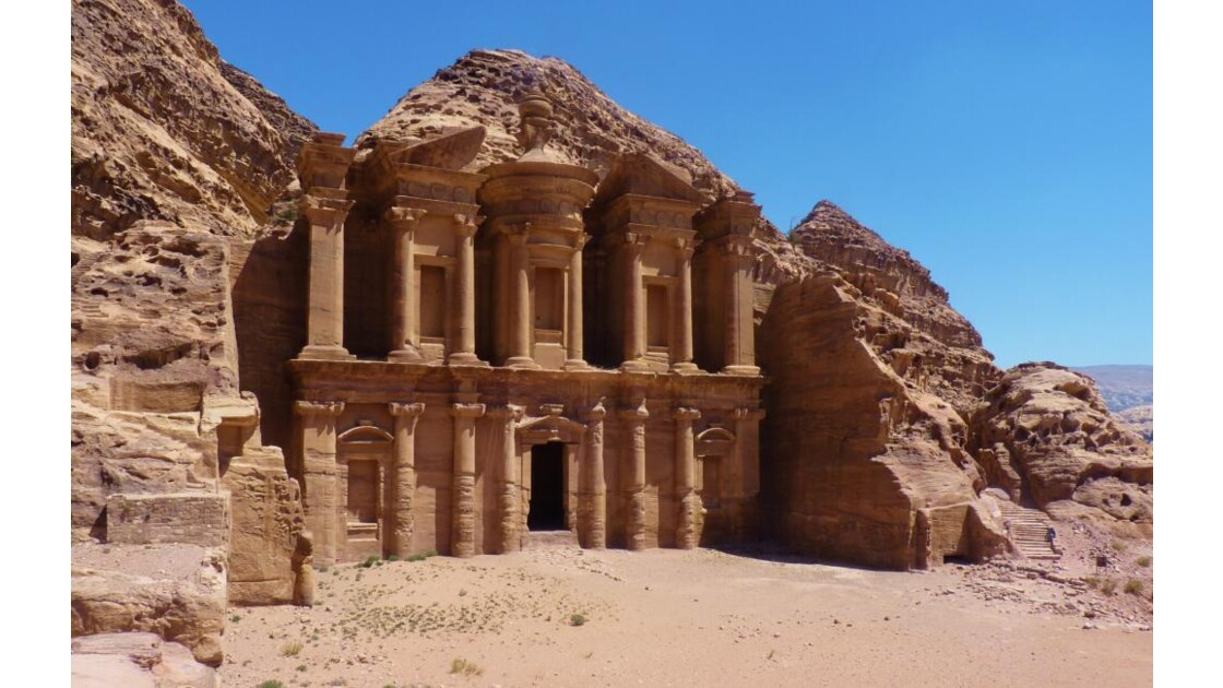 Monastere - Site de Petra
