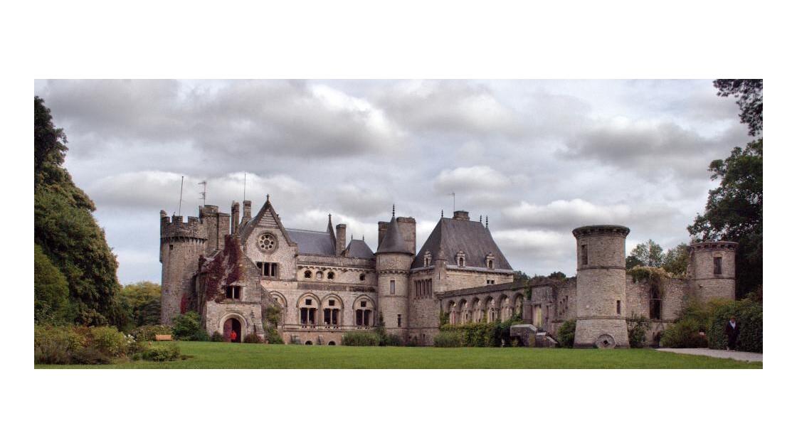 3024., Le Château de Martinvast jpg
