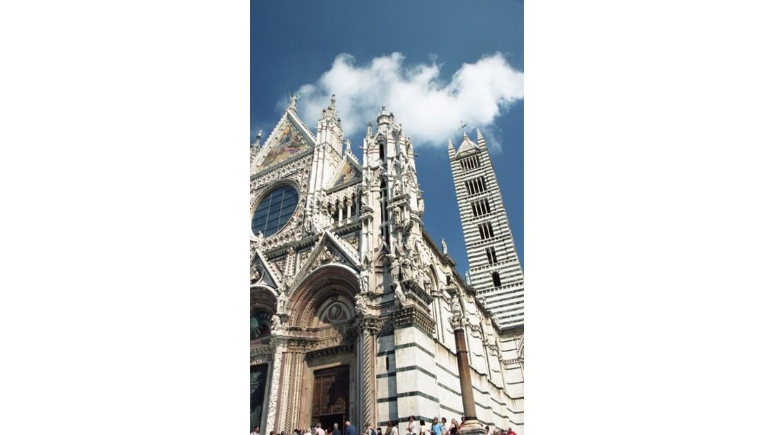 Le Duomo Cathédrale de Sienne
