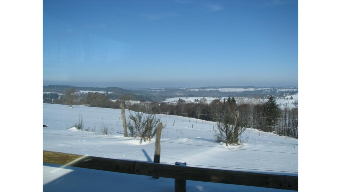 champs de neige 2