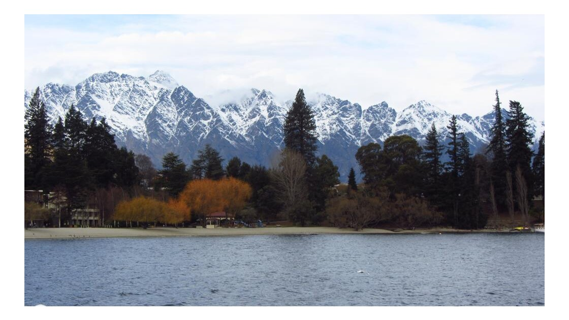 """Les """"Remarks"""" - Queenstown"""