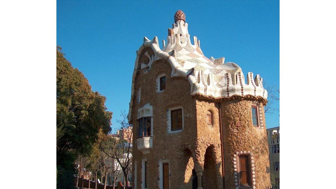 Les Champignons magiques de Gaudi