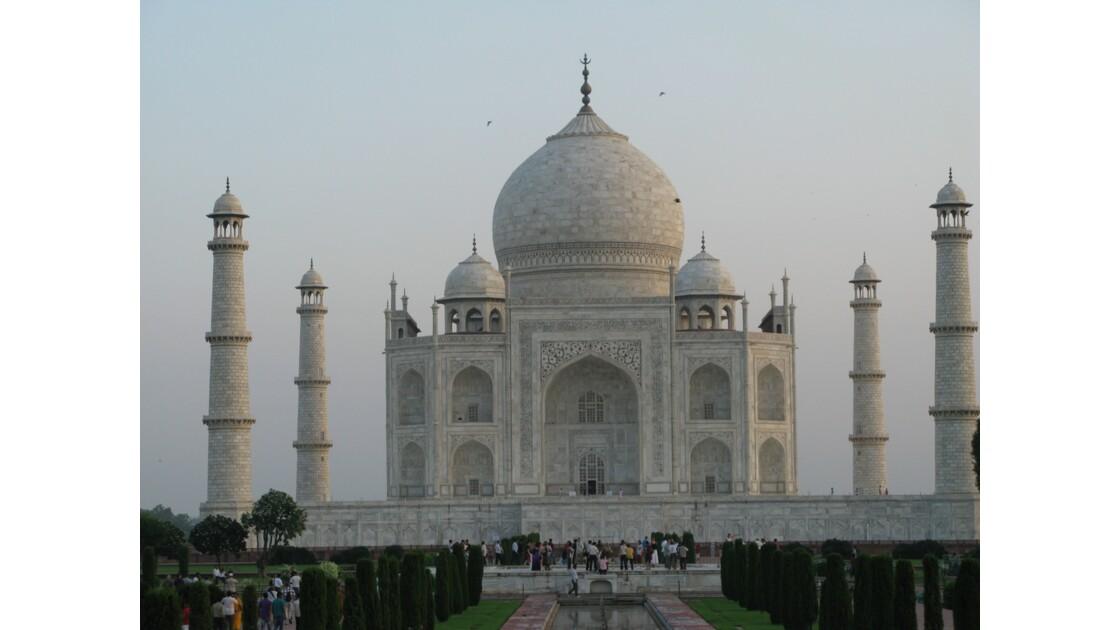 L'éternel Taj Mahal