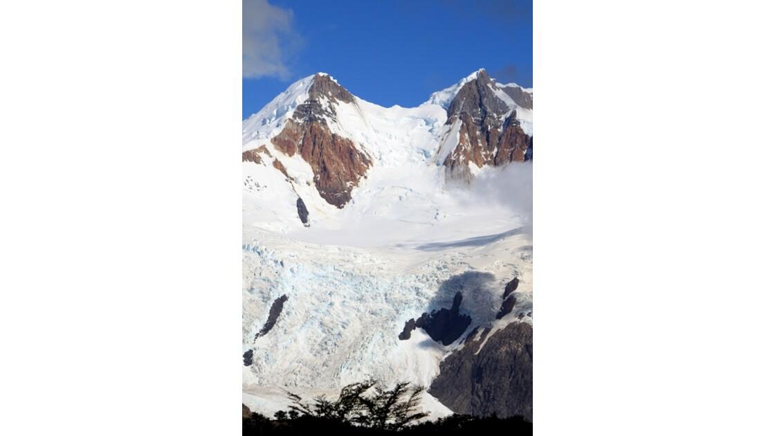 Cerro Flato et Cerro Adela Sur