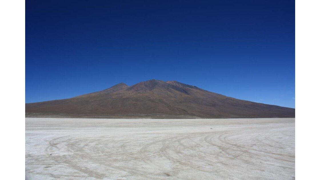Paysage bolivien