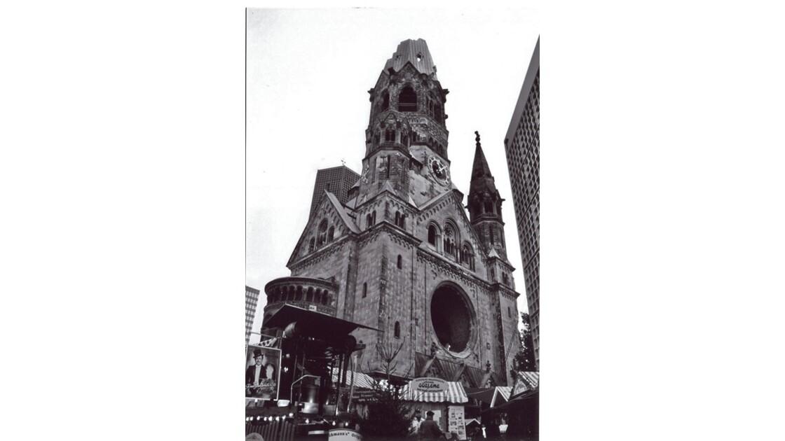 Église du Souvenir de Berlin | Wilhelm gedächtniskirche