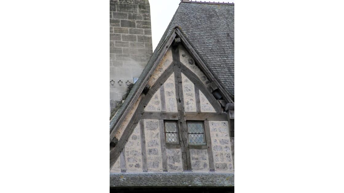 """""""Ville de Bayeux : ouvertures ...(1)"""""""