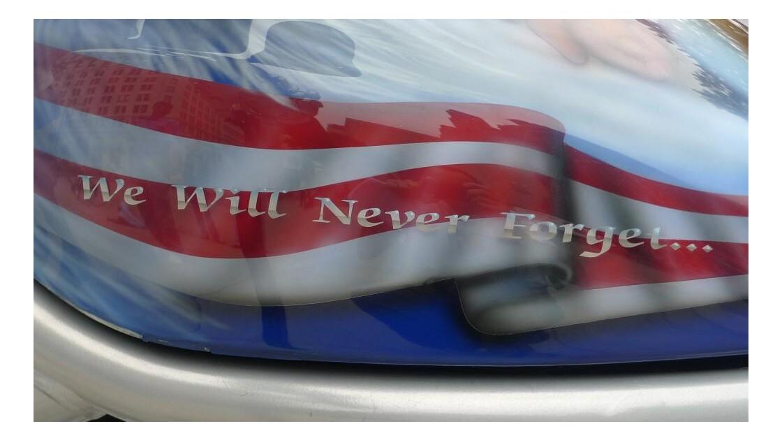 Nous n'oublierons jamais