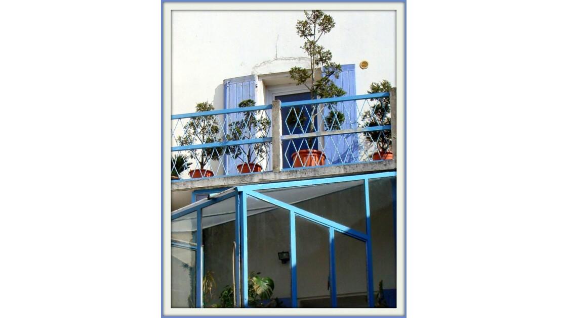 balcon et véranda