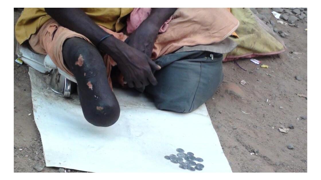 indian foot