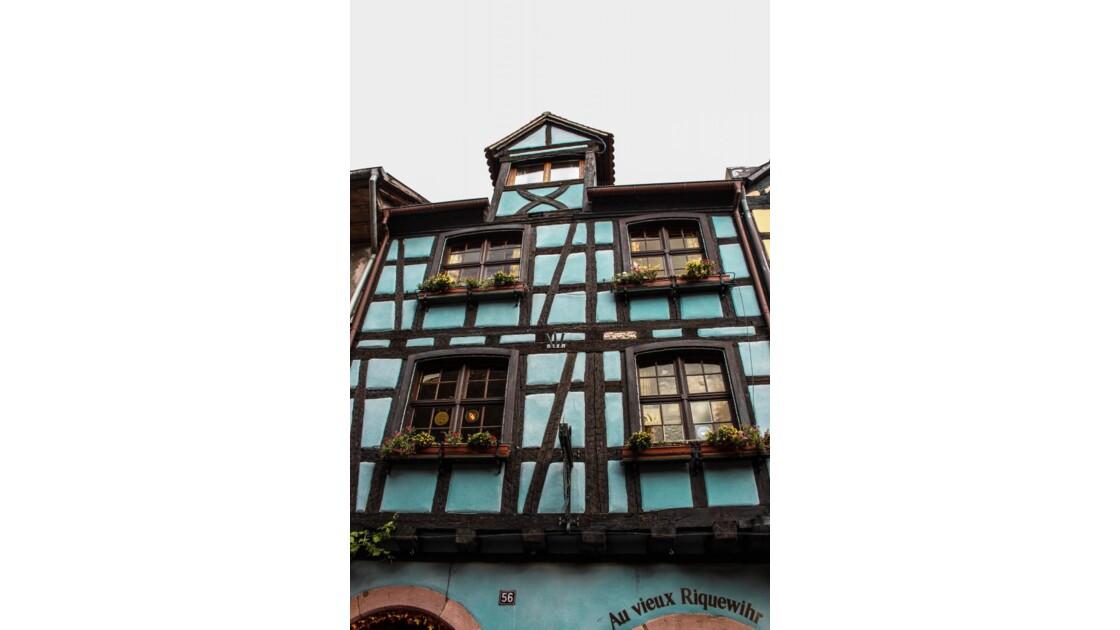 au vieux Riquewihr.....