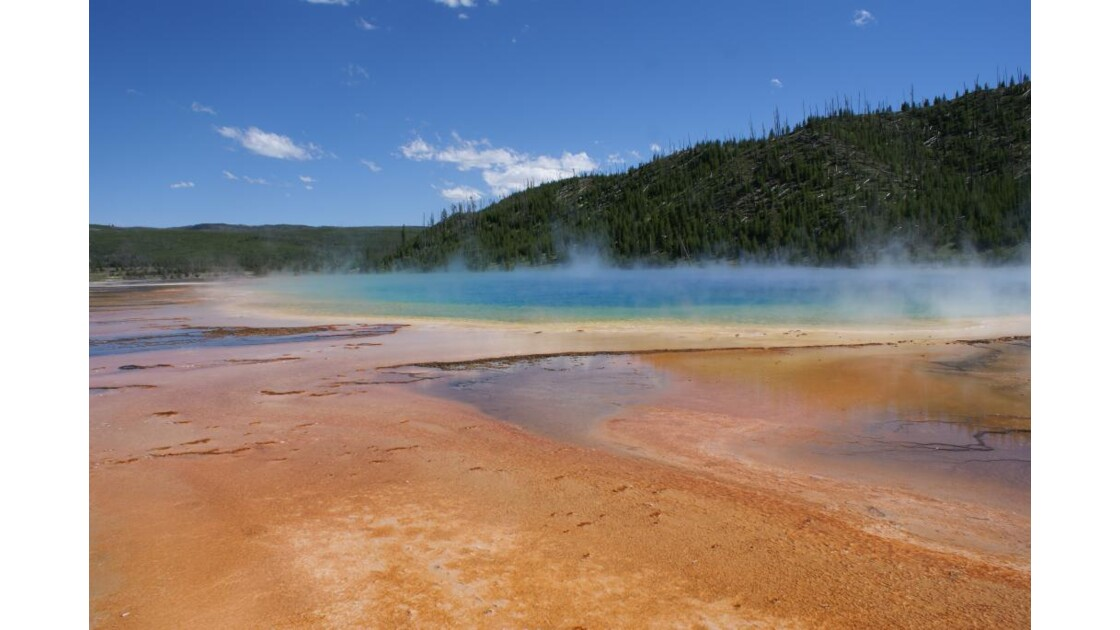 Yellowstone - Grand Prismatic