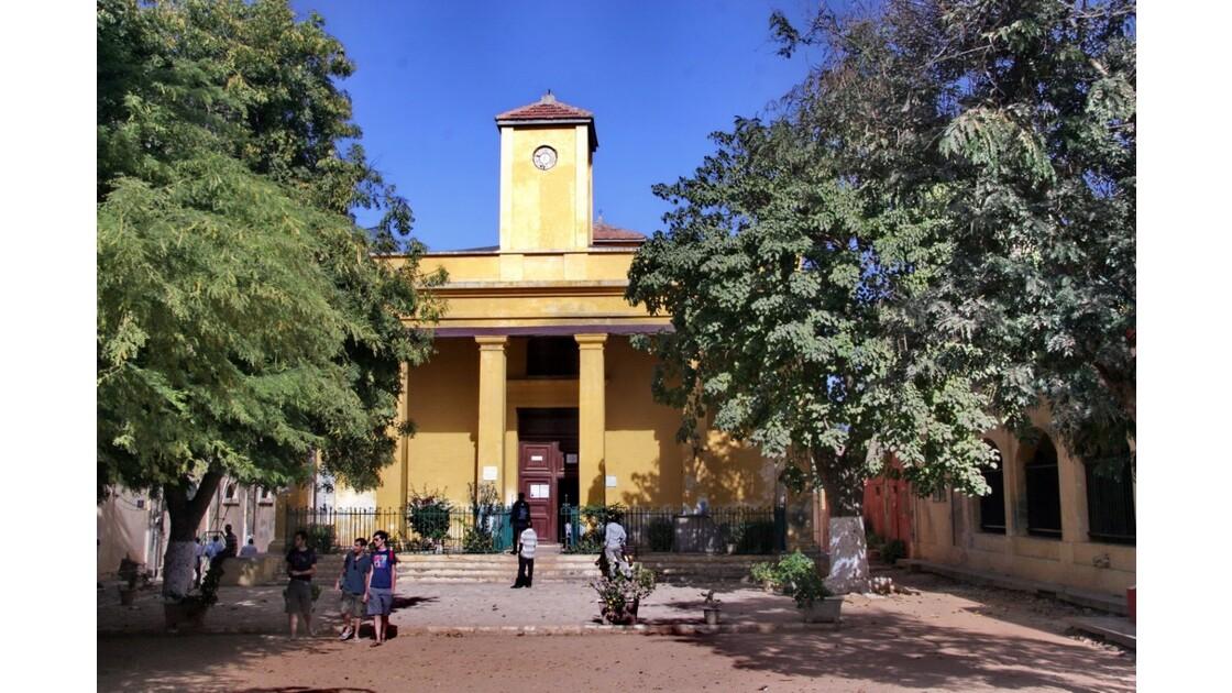 Église Saint-Charles Borromée à Gorée